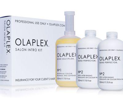 OLAPLEX – совсем скоро в нашей студии красоты!
