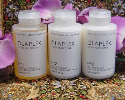 Процедура OLAPLEX теперь доступна для Вас
